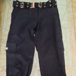 Guess by Marciano 💥 Black Cargo Pants💥